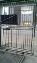 Portão de Ferro 2 folhas