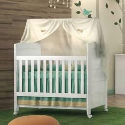 Berço Mini cama, Cléo Carolina Baby