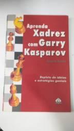 Aprenda Xadrez com Garry Kasparov (Raridade)