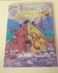 Livro O Terrível Gosmakente