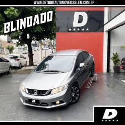 Civic LXR 2.0 Aut. Blindado 45.000 KMS 2016