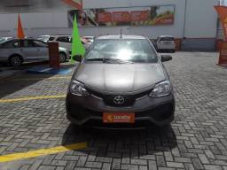 TOYOTA ETIOS 2017/2018 1.5 XS SEDAN 16V FLEX 4P AUTOMÁTICO - 2018