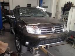 Sucata Desmontada para Peças - Renault Duster 1.6 16v Hi-Flex 2013
