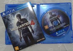 Uncharted 4 A Thiefs end ? PS4 Blu ray