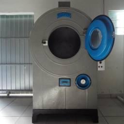 Secadora de roupas para lavanderia industrial