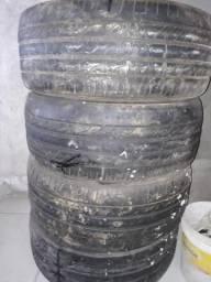 Vendo pneu aro 20 meia vida