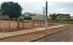 Vendo terreno de esquina, na Vila Goulart em Rondonópolis/MT
