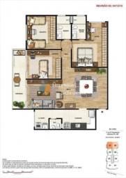 Apartamento de luxo com 3 quartos (1 suíte) e 2 vagas na tijuca, teresópolis
