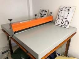 Vendo Máquina de Corte e Vinco 100 cm