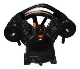 Unidade nova Compressora Cabeçote Em V 10 - 15 Pés Motomil Ucmv10