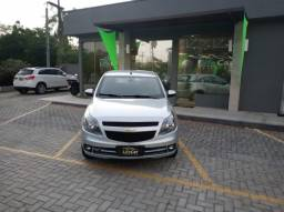 CHEVROLET AGILE 2012/2013 1.4 MPFI LTZ 8V FLEX 4P MANUAL - 2013
