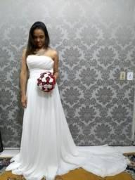 Venda se Vestidos de noivas