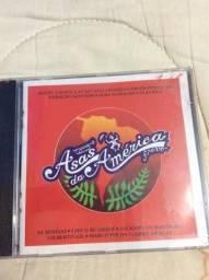 Cd Asas da América - Volume 01
