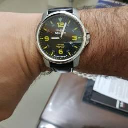 7aceaf27283 Relógio Masculino Analógico Sector WS20127Y - Preto Amarelo