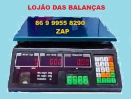 Balança Eletrônica Digital 40kg promoçao