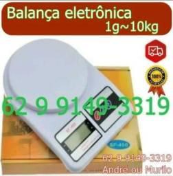 Balancinha 1g 10kg para dieta