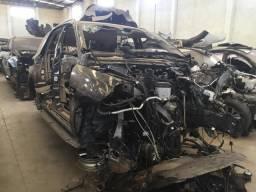 Sucata Mercedes Benz ML 63 AMG 5.5 V8 Biturbo