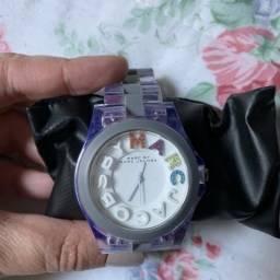 003c1b9c827 Relógio Marcs Jacobs