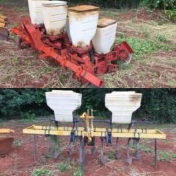 Plantadeira e Cultivador - Urgente
