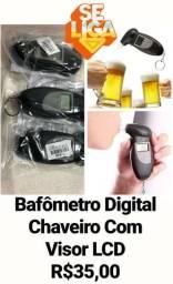 Bafômetro digital