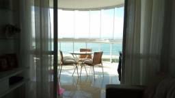 2 quartos com vista privilegiada na Praia de Itaparica, lazer completo