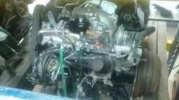 Motor Hilux cd srv Parcial (Bloco Montado+Cabeçote / Sem Acessórios) *Foto Ilustrativa