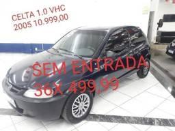 Celta 1.0 VHC *promoção sem entrada - 2005