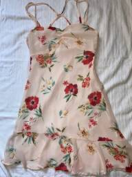 Vestido original BERSHKA