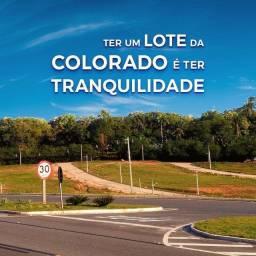 ÚLTIMOS 3 LOTES COLORADO!! Parcelas de 409 REAIS!
