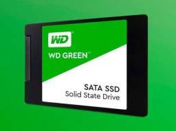 Título do anúncio: Seu computador está lento? SSD 120 gb WD Green!