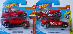 Hot Wheels Pickups - lote 2