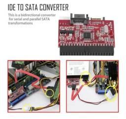 Conversor bidirecional IDE sata