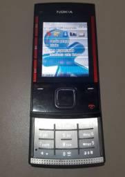 Nokia x3 antigo