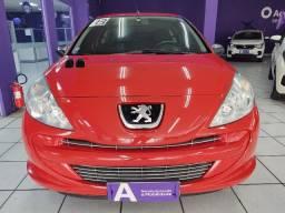 Peugeot 207 XR Vermelho 2012/2013