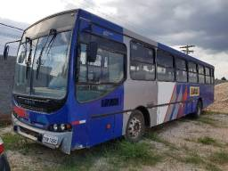 Ônibus Rural Mercedes 1620 Motor Novo