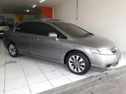 Civic Lxs Automático 2009 - impecável - 2009