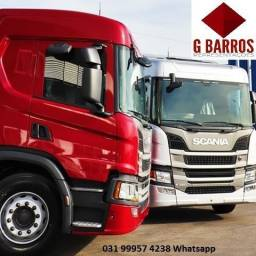 Oportunidade : NV Scania P320 8x2 Aut Chassis 2021