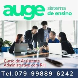Curso de Assistente Administrativo com RH