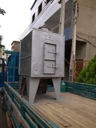Fornalha para secador
