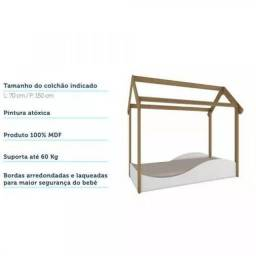 Mini cama montessoriana uli CR552
