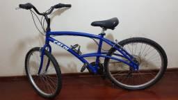 Bicicleta Aluminum Caloi 21 marchas