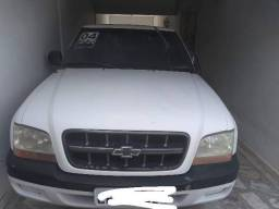 Vendo ou Troco S10 2.8 MWM Turbo Diesel  2004