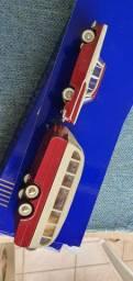 Simca miniatura com reboque