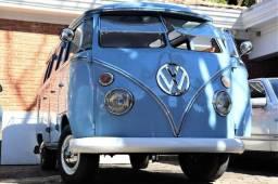 Kombi placa preta 6 portas - Brazilian VW Van