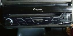 Aprelho som Automotivo Pionneer Retrátil AVH-3880