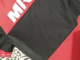 Camisa do Flamengo oficial original crianças de 10 anos