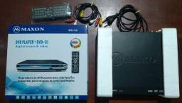Aparelho de DVD (DVD Player) Maxion mx-90 usb
