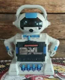 Antigo Robô 2xl Playtronic