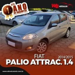 Fiat Palio Attractive 1.4 Evo FireFlex