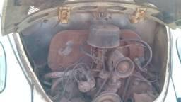 Vendo fusca motor 1600